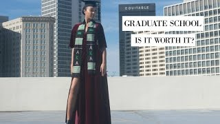 Download TIPS On How to Survive Graduate School   Is A Masters Degree Worth It? Video