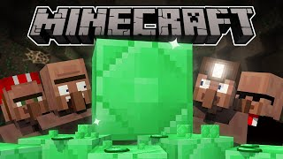 Download Why Emeralds Are Rare - Minecraft Animation Video