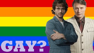 Download Are They Gay? - Hannibal Lecter and Will Graham Video