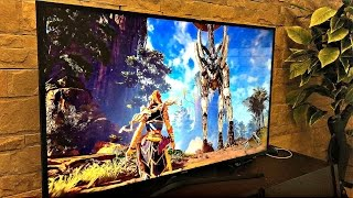 Download PS4 PRO Best Budget Samsung 4K UHD LED With HDR - Horizon Zero Dawn Video