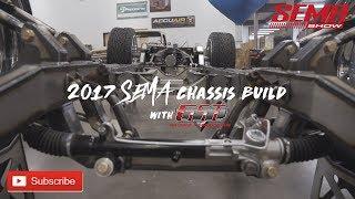 Download SEMA Chassis Build w/ GSI Machine & Fabrication Video