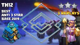 TH11 Legend League Trophy Base | ANTI 0 STAR BASE/ANTI