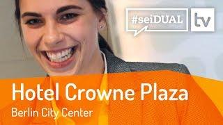 Download Ausbildung | Hotelfachmann*frau | Hotel Crowne Plaza Berlin City Centre | #seiDUAL TV Video
