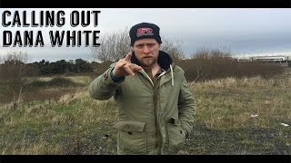 Download Irish Fighter Calls Out Dana White. Video