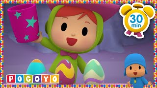 Download Pocoyo's Easter Picnic | NEW EASTER EPISODE HD Video