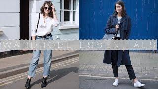Download My 10 Wardrobe Essentials | The Anna Edit Video