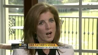 Download Caroline Kennedy on JFK's secret recordings Video