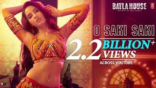 Download Batla House: O SAKI SAKI Video   Nora Fatehi, Tanishk B, Neha K, Tulsi K, B Praak, Vishal-Shekhar Video