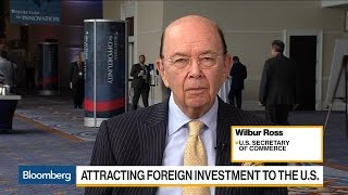 Download Sec. Wilbur Ross on Foreign Investment, Steel, Trade Video