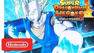 Download Super Dragon Ball Heroes: World Mission - Announcement Trailer - Nintendo Switch Video