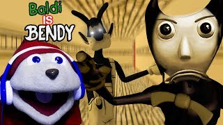 Download BALDI IS THE INK DEMON | Baldi's Basics in Education and Learning (Bendy MOD) Video