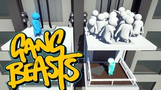 Download Gang Beasts - Over Capacity [Father and Son Gameplay] Video