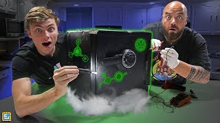 Download Investigating Mystery Abandoned Safe for Lost Secret Clues! Video