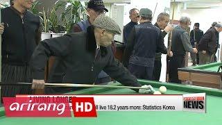 Download Life expectancy of Korean men now higher than OECD average Video