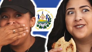 Download Latinos Try Pupusas For The First Time Video