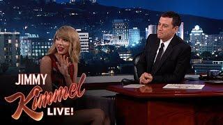Download Taylor Swift Gets Revenge on Kimmel Music Booker Video