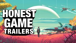 Download NO MAN'S SKY (Honest Game Trailers) Video
