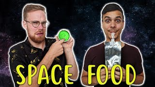 Download We Ate Like Astronauts | Space Food Diet Video