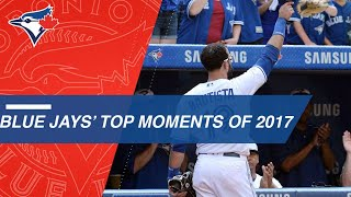 Download Top Moments of 2017: Blue Jays Video