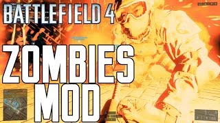 Download Battlefield 4: ZOMBIES MOD Video