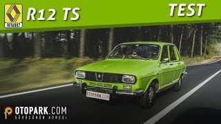 Download 1974 Renault R12 TS | 46.000 kilometrede! | TEST Video