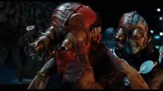 Download Hellboy II - Bag Lady/Troll Market Scene Video