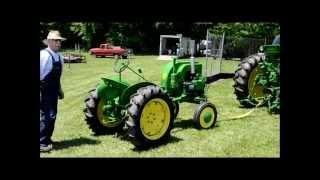 Download Antique Tractor John Deere Restored Video