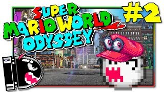 Download Super Mario World Odyssey - SMW Rom Hack with Cappy! (EP2) Video