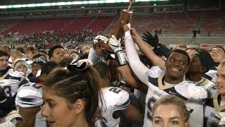 Download Defense pushes Archbishop Hoban to another state crown Video