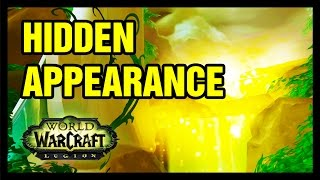 Download Beast Mastery Hunter Hidden Appearance WoW Video