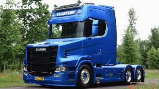 Download Scania S730T Video