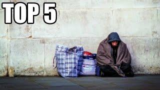 Download TOP 5 - Milionářů, kteří bývali bezdomovci Video