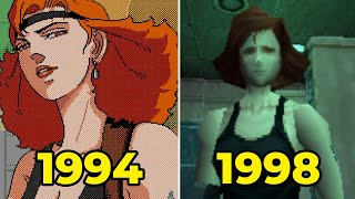 Download 10 Video Game Characters Who First Appeared Sooner Than You Think Video