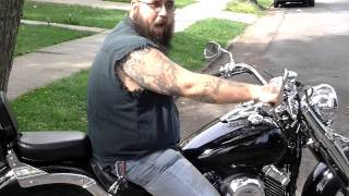 Download 07 VSTAR 650 DEBAFFLED STOCK PIPES BETTER VIDEO Video