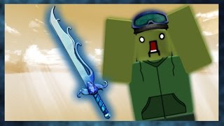 Download GODLY KNIFE - 10,000 ROBUX Spent in Murder Mystery 2 / ROBLOX Video