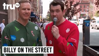 Download Billy on the Street - Christmas with Will Ferrell Video