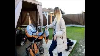 Download Видеообзор коляски Anex Sport 3 в 1 с участием настоящих детей. Video