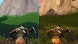 Download Fortnite Graphics Comparison: iOS vs. PC Video
