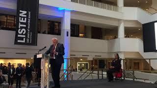 Download David Attenborough Keynote, British Library 2018 Video