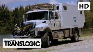 Download Unicat Terracross Expedition Vehicle | TRANSLOGIC Video