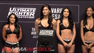 Download The Ultimate Fighter 27 Finale Weigh-Ins (TUF 27 Finale, FULL) Video