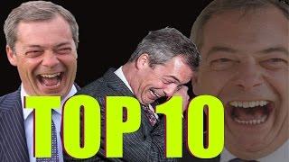 Download TOP 10 Nigel Farage giving zero f***s Video