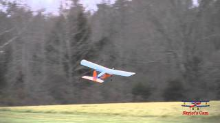Download Kadet Senior with flaps and a Saito .56 Video