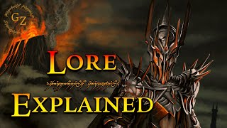 Download Why didn't the Ring turn Sauron Invisible? - Lord of the Rings Lore Video