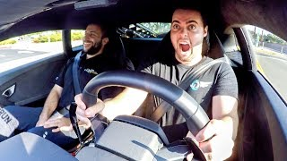 Download Twin Turbo Lambo SCARES ME TO DEATH!!! Video