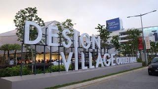 Download Best Shopping Destination Penang - Design Village Penang Video
