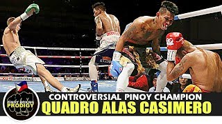 Download THE CONTROVERSIAL FILIPINO WORLD CHAMP CASIMERO Video