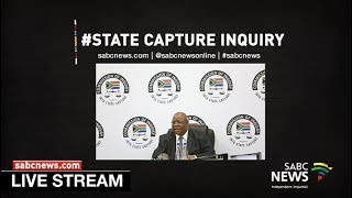 Download State Capture Inquiry, 13 August 2019 Video