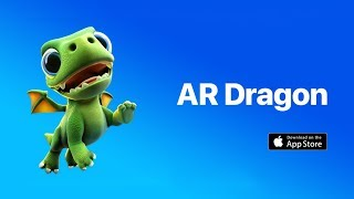 Download AR Dragon: New Augmented Reality Pet Simulator Video