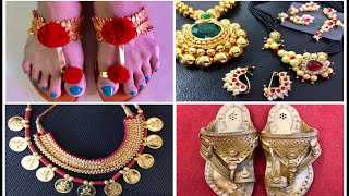 Download Traditional Kolhapuri Jewellery & Unique Kolhapuri Chappals- Market & Shopping Video
